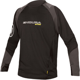 Endura MT500 Burner Longsleeve Jersey Men, black